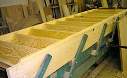 Millwork Shop - Handmade Staircase